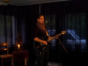Mellissa Greener optreden in Steendam