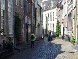 Mooie oude straatjes in Zutphen