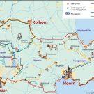 Ronde van de Westfriese Omringdijk op de roets