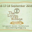 The Living Village festival, werd een hippiefeestje