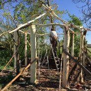 Over platte tenten en lemen hutten