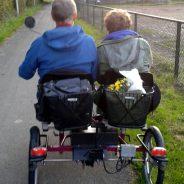 Duobiken is fietsgeluk in kwadraat