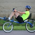 Roeifietsende run-bike-runnen?