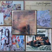 Jeugd herinneringen ophalen door oude LP's
