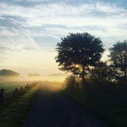 M'n wereldreis kalmpjes aan door Noord-Holland